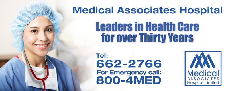 Medical Associates Billboard