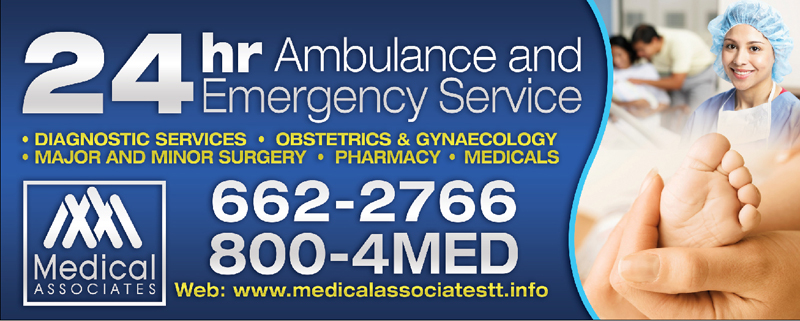 Medical Associates Billboard (24hr Emergency)