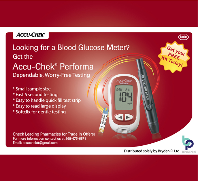 Accucheck Billboard