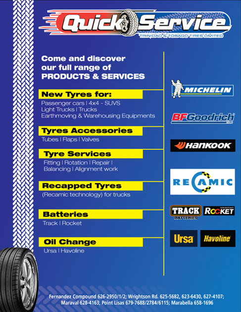 Quickservice Brochure Cover