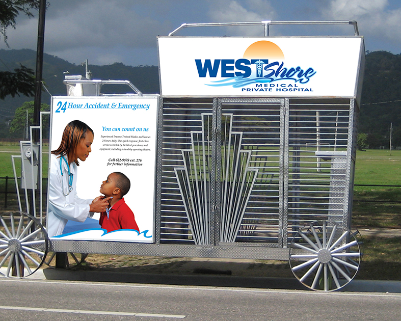WestShore Cart Roadside