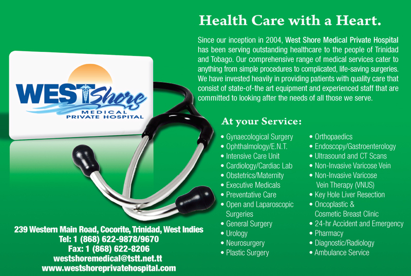 Westshore Medical Advertisement